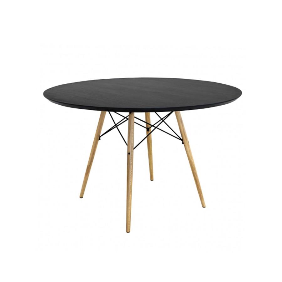 Mesa de jantar redonda Eames