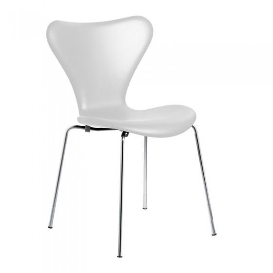 Cadeira Jacobsen Estofada Fixa