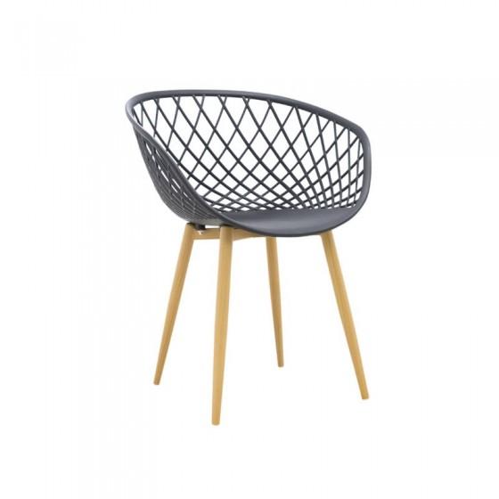 Cadeira tramada Klau