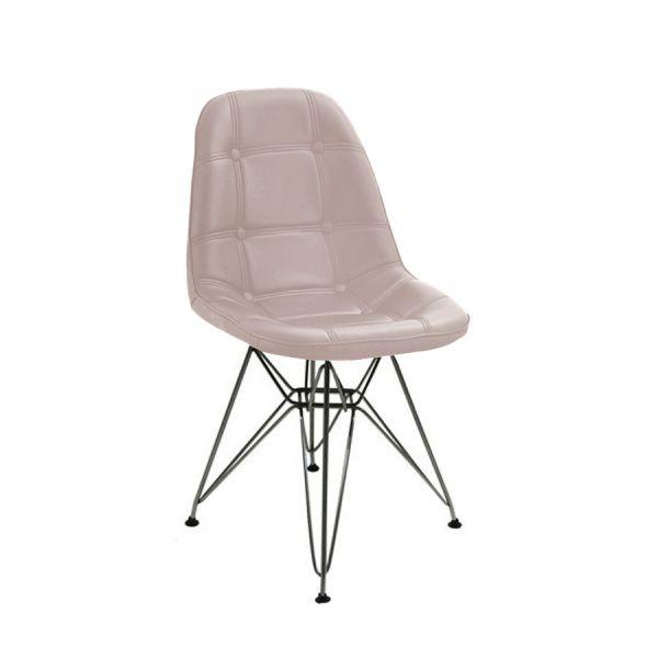Cadeira DKR Metal Botone / Eames