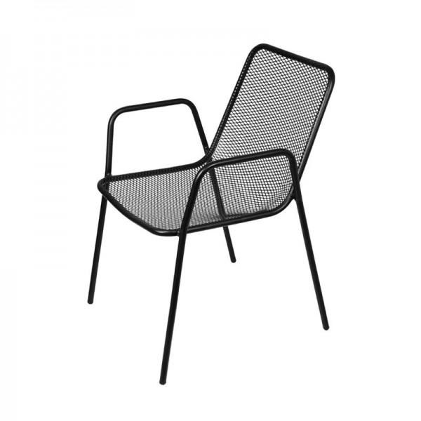Cadeira Una com Braços