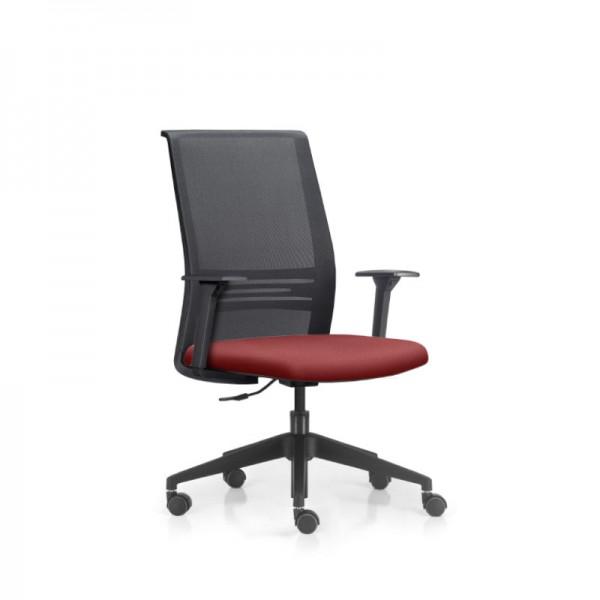 Cadeira Agile office Staff Sintético