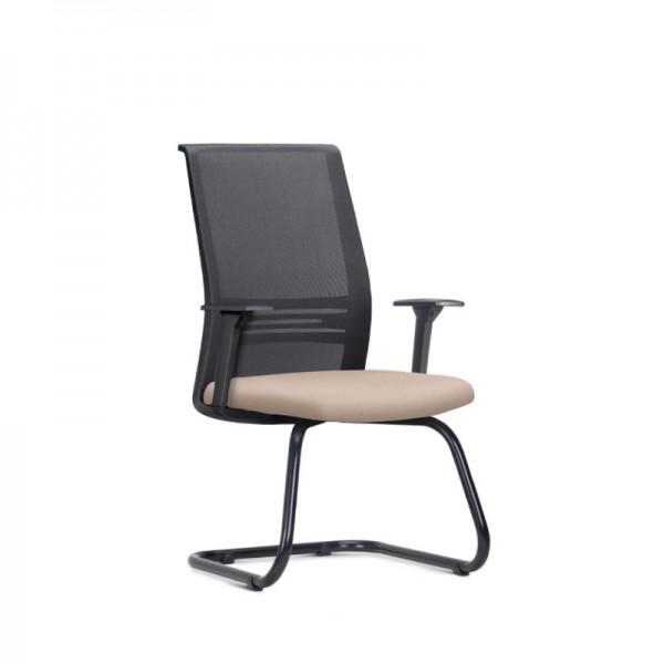 Cadeira Agile Fixa Crepe