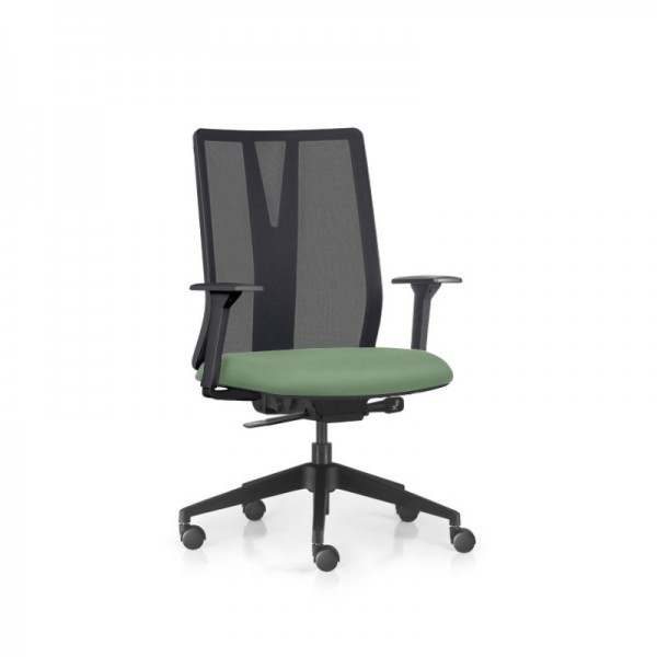 Cadeira Addit office Diretor Crepe