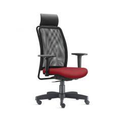 Cadeira Soul office Presidente Sintético