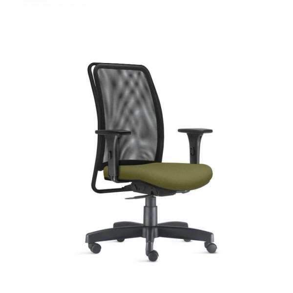 Cadeira Soul office Diretor Crepe