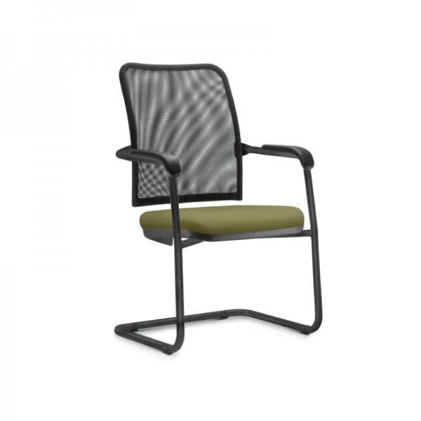 Cadeira Soul Fixa Crepe