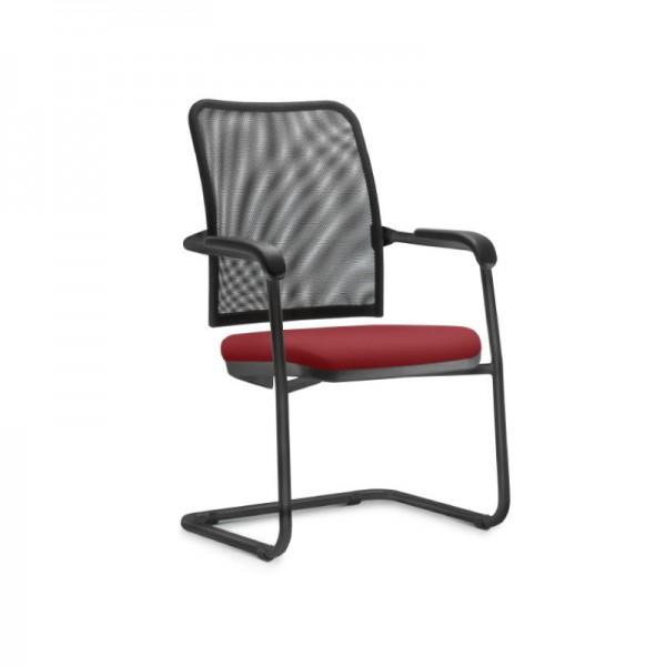 Cadeira Soul Fixa Sintético