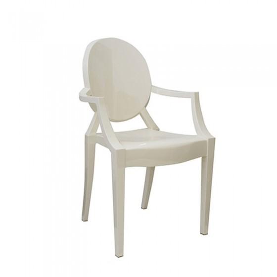 Cadeira Louis Ghost Manhattan