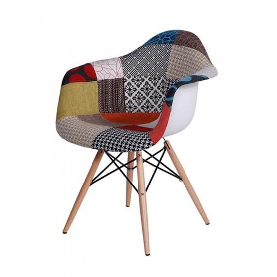 Cadeira Eames DAR / Patchwork
