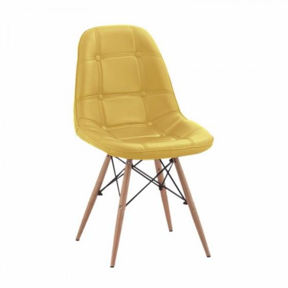 Cadeira DKR Wood Botone
