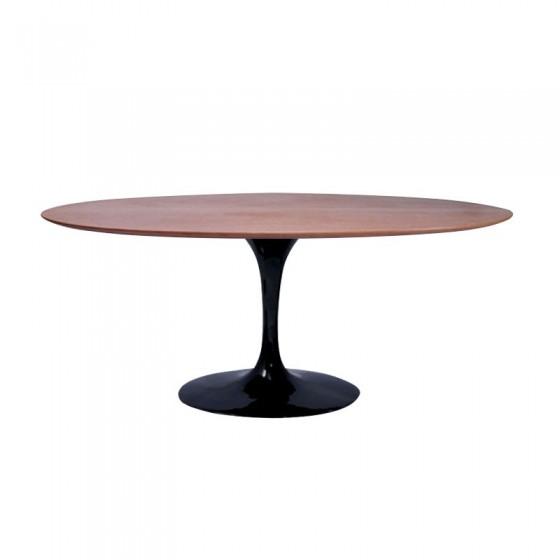 Mesa de jantar Saarinen Oval