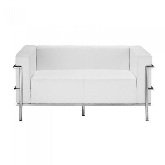 Sofa Le Corbusier Feminino / Sofa Grand Confort 2 Lugares