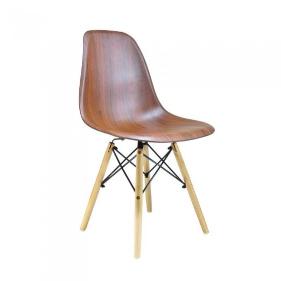Cadeira Eames DKR Dark e Light
